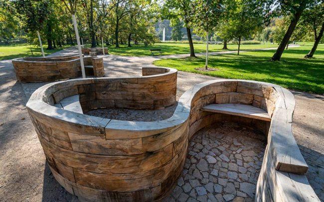 Park Královská obora Stromovka
